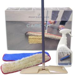 Performance Accessories Hardwood & Laminate Floor Care Kit