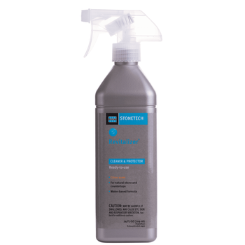 Laticrete Stonetech Revitalizer Cleaner and Protector Citrus Spray, 24-Ounce