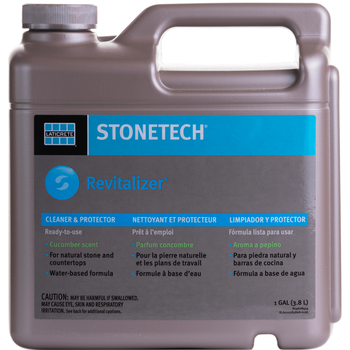 Laticrete Stonetech Revitalizer Cleaner and Protector Cucumber Refill (ready to use), 1-Gallon