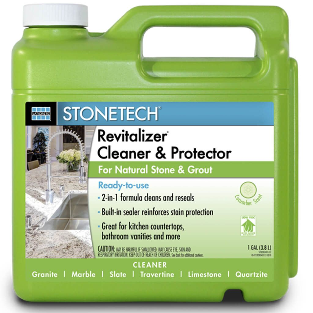 Laticrete Stonetech Revitalizer Cleaner And Protector Cucumber