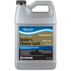 Aqua Mix Sealer's Choice Gold - Gallon