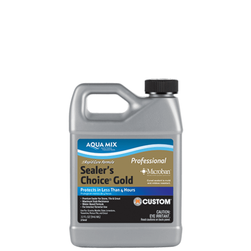 Aqua Mix Sealer's Choice Gold - Quart