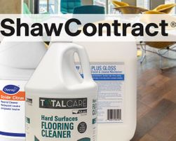 Shaw Contract - Commercial Floor Care