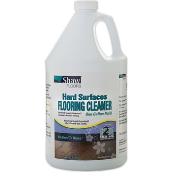 Shaw r2x Hardsurface Floor Cleaner, 1-Gallon Refill