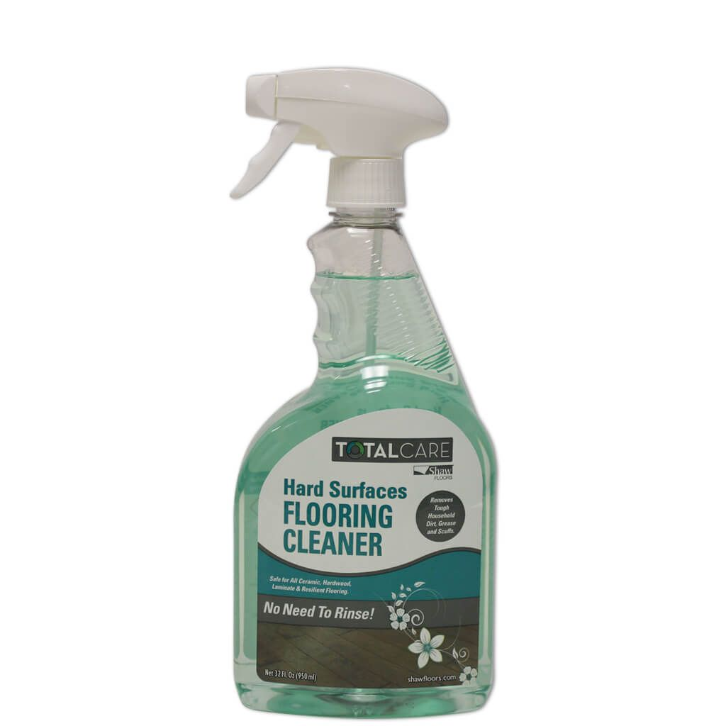 Shaw Total Care Hard Surfaces Cleaner Spray 32ozshaw Total Care All Products
