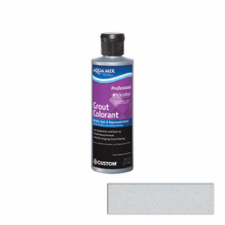 Aqua Mix Grout Colorant 8 oz - Silver