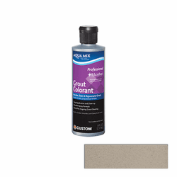 Aqua Mix Grout Colorant 8 oz - Smoke