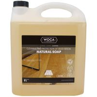 Woca Soap Natural - for routine cleaning