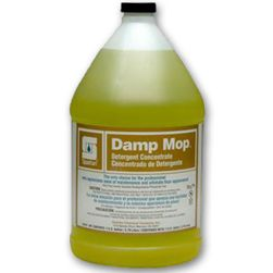 Spartan DAMP MOP No-Rinse Floor Cleaner Concentrate (301604), 1 Gallon