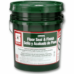 Spartan GREEN SOLUTIONS® FLOOR SEAL & FINISH 350405, 5 Gallon
