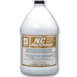 Spartan NO CHARGE NON-STATIC NO RINSE CLEANER 401404, 1 Gallon