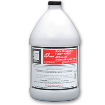 Spartan NO CHARGE STATIC DISSIPATIVE FLOOR FINISH 401304, 1 Gallon