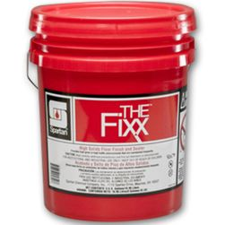 Spartan THE FIXX FLOOR FINISH/SEALER 404605, 5 Gallon