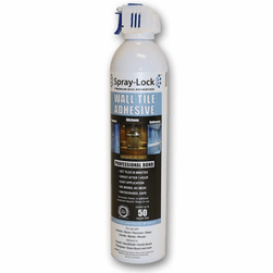 Spray-Lock® Wall Tile Adhesive, 22oz