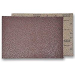 Square Scrub 60 Grit Sand Paper, 20-inch - 10 pack