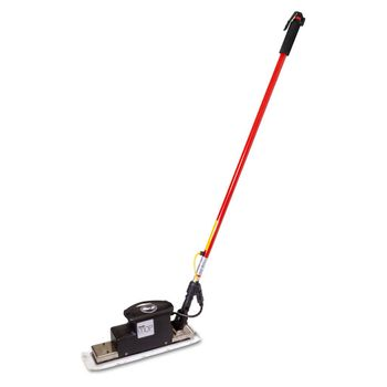 Square Scrub Doodle Mop with Battery