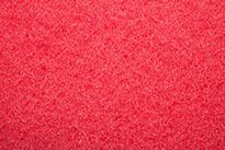 Square Scrub Red Driver Pad (spacer/ light cleaning/ buffing), 28 inch
