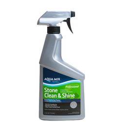 Aqua Mix Stone Clean & Shine- 24oz Spray