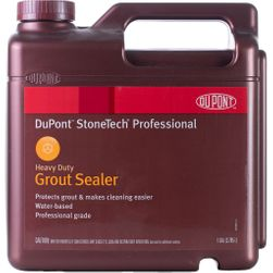 DuPont StoneTech Heavy Duty Grout Sealer, 1-Gallon