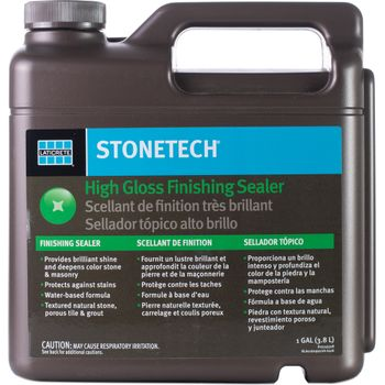 Laticrete StoneTech High Gloss Finishing Sealer, 1-Gallon