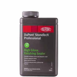DuPont StoneTech High Gloss Finishing Sealer, 1-Quart