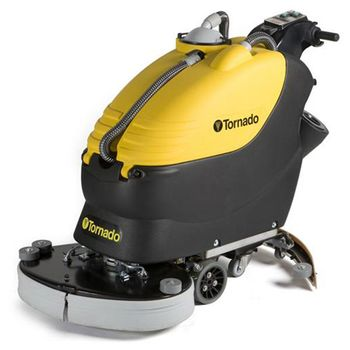 Tornado® BD 20/11 Automatic Scrubber|Wet-Acid Batteries and Charger