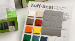 Tuff-Seal Interlocking Flooring