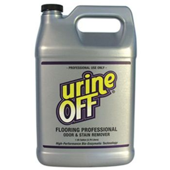 Urine Off Flooring Professional Odor & Stain Remover, 1-Gallon