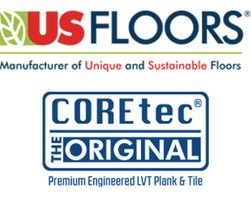 US FLOORS COREtec Residential LVT