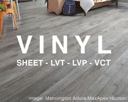 Vinyl Flooring Tips for LVT & more