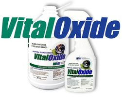 VITAL OXIDE Multi-Surface Disinfectant Cleaner