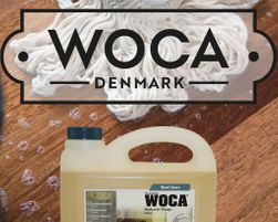 Woca Oiled Wood Floor Care