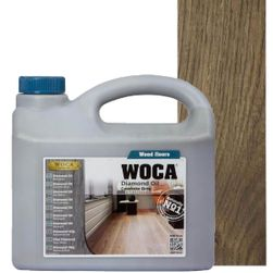 WOCA Diamond Oil Concrete Grey, 2.5-Liter