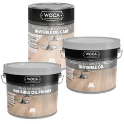 Woca Invisible Oil System