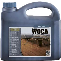 WOCA Colour Oil - Brazil Brown