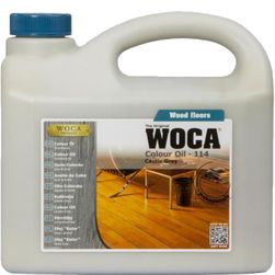 WOCA Colour Oil -Castle Grey