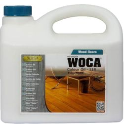 WOCA Colour Oil - Extra White
