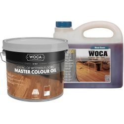 WOCA Master Color Oils