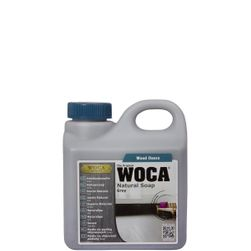 WOCA Soap Grey concentrate, 1-Liter - for routine maintenance
