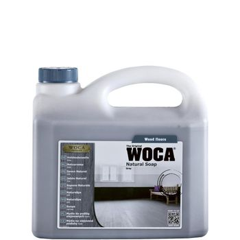 WOCA Soap Grey concentrate, 2.5-Liter - for routine maintenance