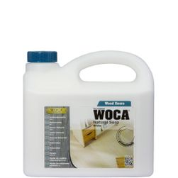 Woca Soap White concentrate, 2.5-Liter - for everyday maintenance