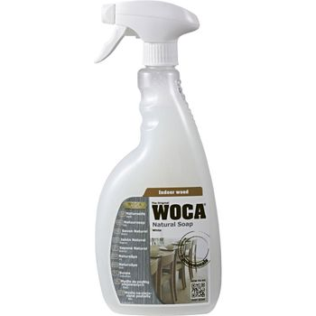 Woca Soap White ready-to-use Spray, 750-ml - for everyday maintenance