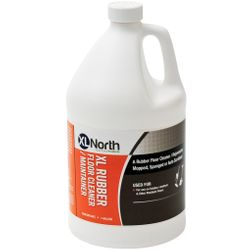 XL NORTH XL Rubber Floor Cleaner-Maintainer, 1 Gallon