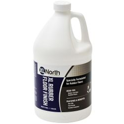 XL NORTH XL Rubber Floor Finish, 1 Gallon