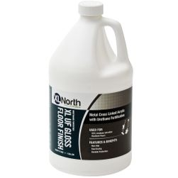 XL NORTH XL UF Gloss Urethane-Fortified Acrylic Floor Finish, 1 Gallon