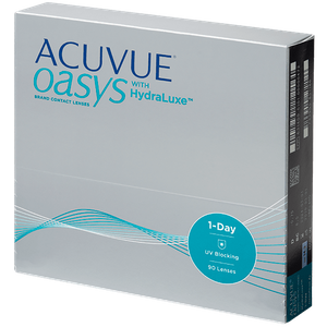 Acuvue Oasys 1-Day for Astigmatism 90 pack