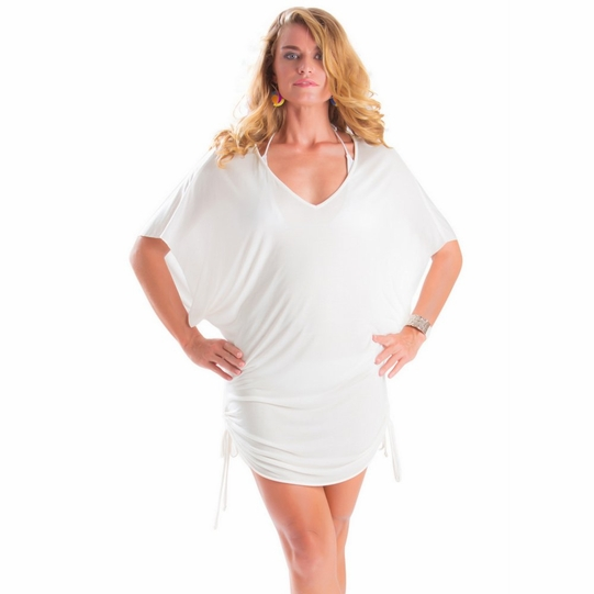 Ivory Short Dress - Final Sale - No Returns