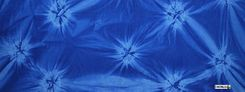 Mens Sarong Wrap Men's Half Sarong in Blue / Light Blue Smoked