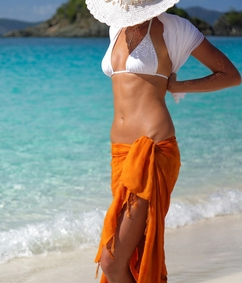 Orange Sarong - Coming Back Soon