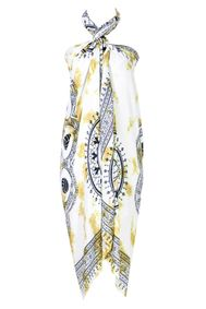Volleyball Sarong in Gold